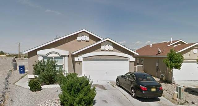 1700 Sauza Drive SW, Albuquerque, NM 87121 (MLS #963282) :: The Bigelow Team / Red Fox Realty