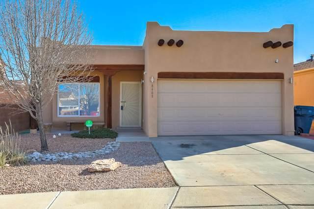 8408 Vista Penasco Avenue SW, Albuquerque, NM 87121 (MLS #963287) :: Campbell & Campbell Real Estate Services