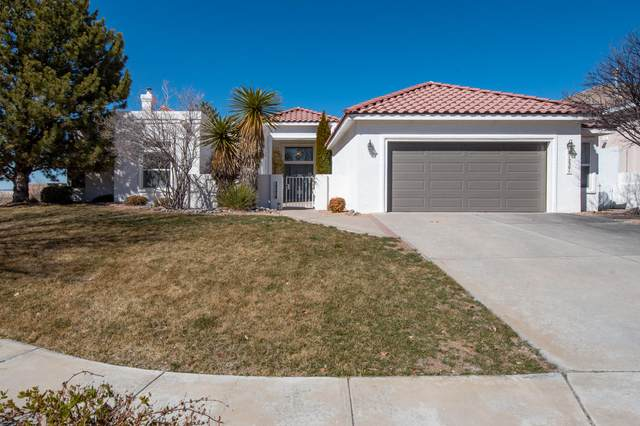 12301 Crested Moss Road NE, Albuquerque, NM 87122 (MLS #963288) :: The Bigelow Team / Red Fox Realty