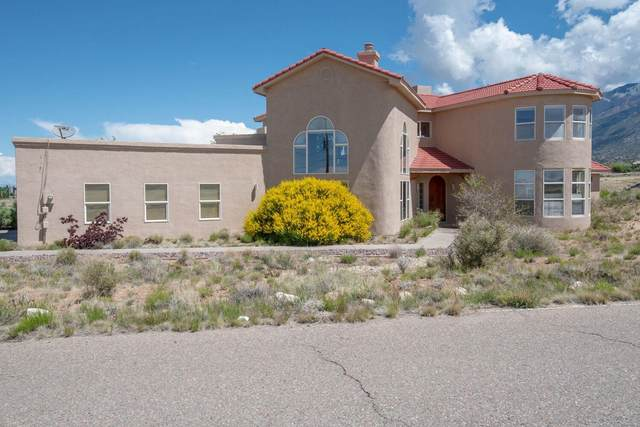 11311 San Bernardino Avenue NE, Albuquerque, NM 87122 (MLS #963319) :: The Bigelow Team / Red Fox Realty