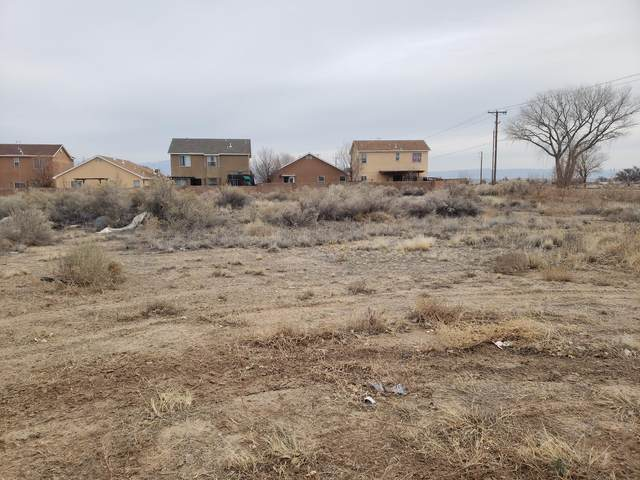 Sage & 82nd, Albuquerque, NM 87121 (MLS #963327) :: The Bigelow Team / Red Fox Realty