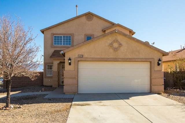 432 Sharp Spur Street SW, Albuquerque, NM 87121 (MLS #963329) :: The Bigelow Team / Red Fox Realty