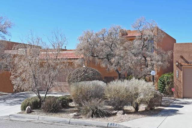 2173 Black Willow Drive NE, Albuquerque, NM 87122 (MLS #963330) :: The Bigelow Team / Red Fox Realty
