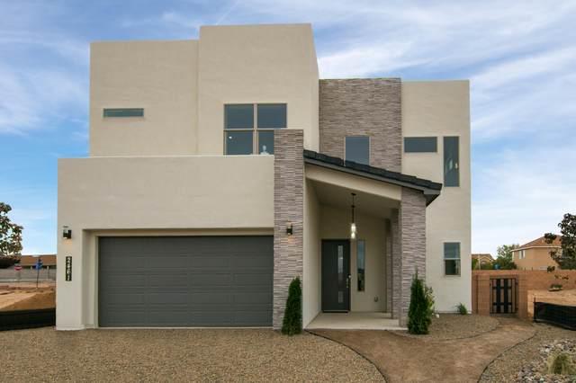 2461 Lynn Drive SE, Rio Rancho, NM 87124 (MLS #963345) :: The Buchman Group