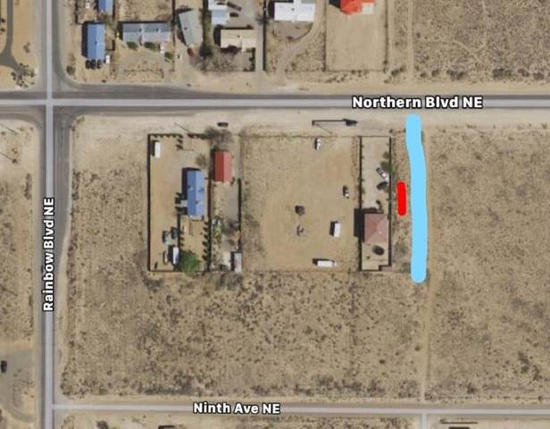 100 Northern Boulevard NE, Rio Rancho, NM 87124 (MLS #963373) :: The Bigelow Team / Red Fox Realty