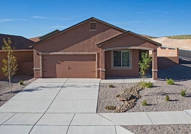 3704 Bronco Trail Road NE, Rio Rancho, NM 87144 (MLS #963376) :: The Bigelow Team / Red Fox Realty