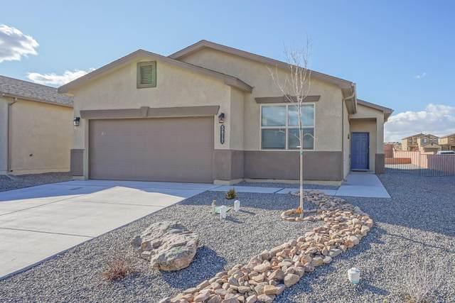5817 Eddy Drive NE, Rio Rancho, NM 87144 (MLS #963377) :: The Bigelow Team / Red Fox Realty