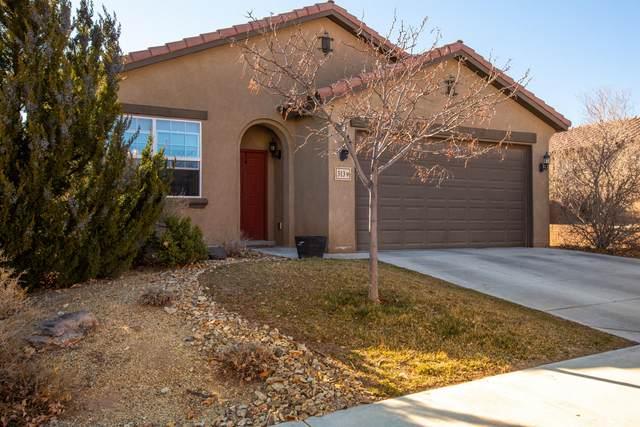 313 Loma Linda Loop NE, Rio Rancho, NM 87124 (MLS #963381) :: The Bigelow Team / Red Fox Realty
