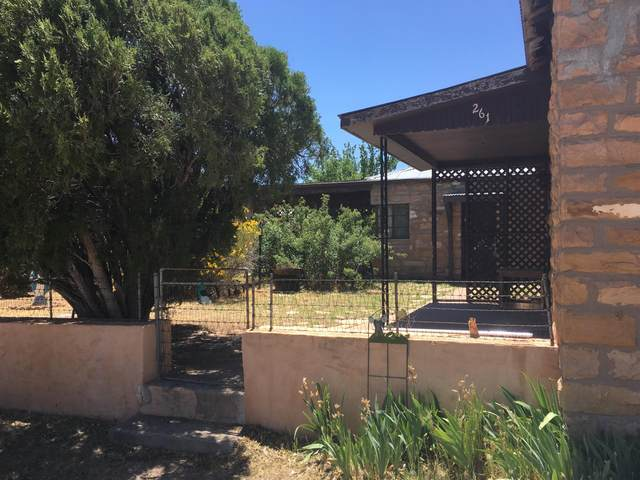261 S 4th Street, Santa Rosa, NM 88435 (MLS #963387) :: The Buchman Group