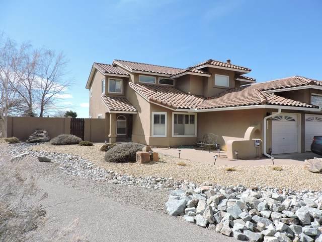 9416 Allande Road NE, Albuquerque, NM 87109 (MLS #963395) :: The Bigelow Team / Red Fox Realty