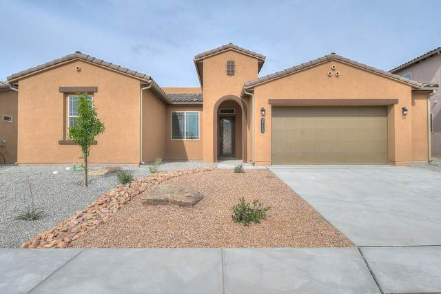 6115 Goldseal Court NW, Albuquerque, NM 87120 (MLS #963420) :: The Bigelow Team / Red Fox Realty