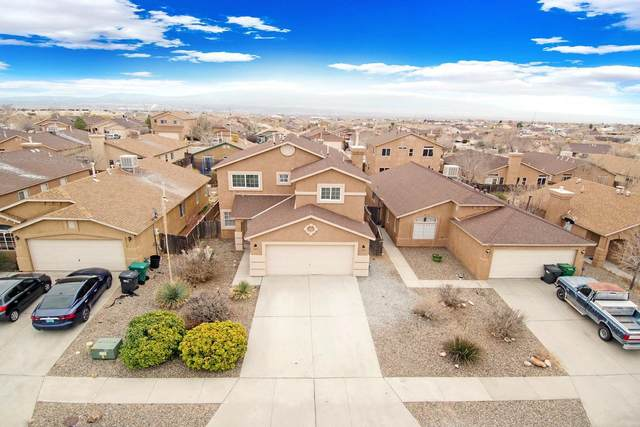 4744 Jessica Drive NE, Rio Rancho, NM 87144 (MLS #963422) :: Campbell & Campbell Real Estate Services