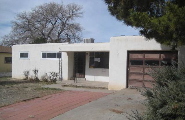 2109 Dorothy Street NE, Albuquerque, NM 87112 (MLS #963427) :: Campbell & Campbell Real Estate Services