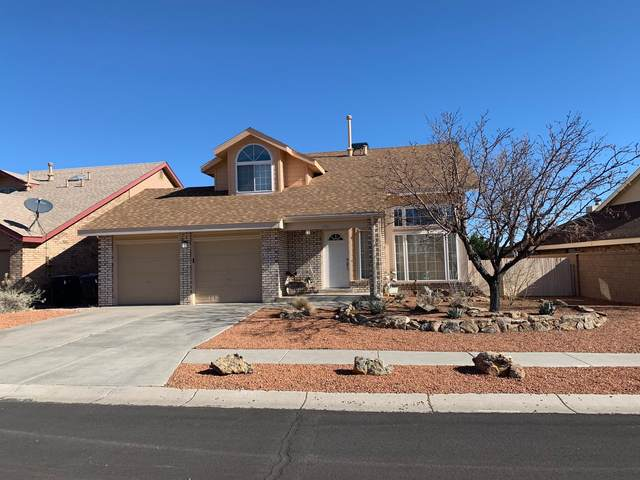 4901 CUTTING AVENUE NW, Albuquerque, NM 87114 (MLS #963430) :: The Bigelow Team / Red Fox Realty