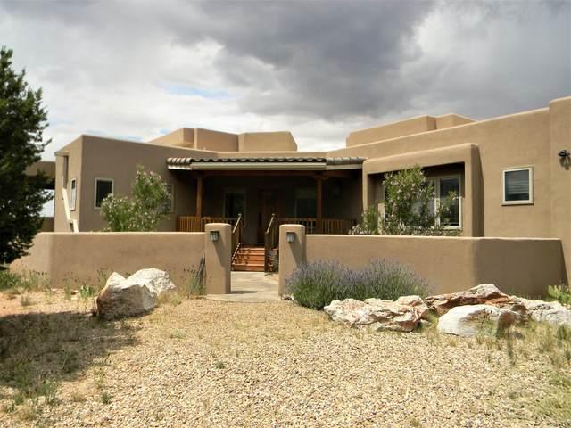 1087 Deer Canyon Trl, Mountainair, NM 87036 (MLS #963443) :: The Buchman Group