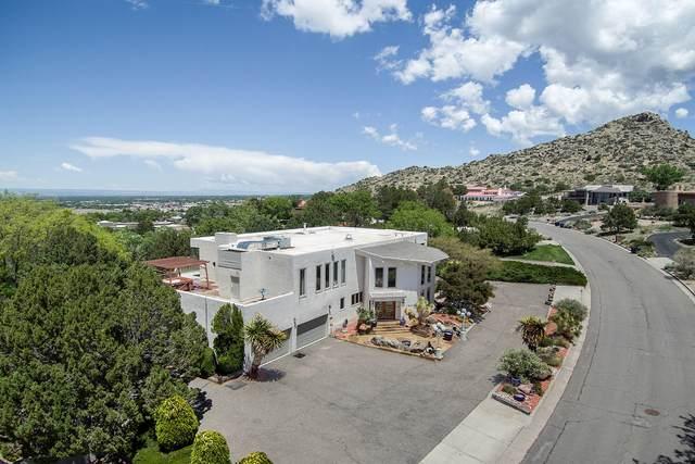 1609 La Tuna Place SE, Albuquerque, NM 87123 (MLS #963556) :: Sandi Pressley Team