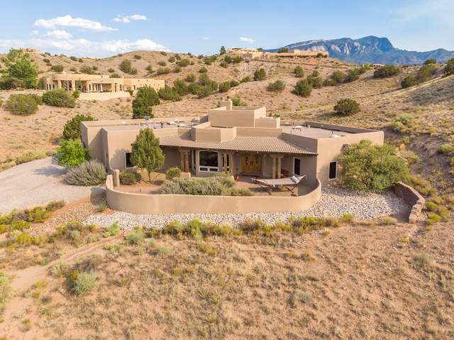 36 Santa Ana Loop, Placitas, NM 87043 (MLS #963566) :: Campbell & Campbell Real Estate Services