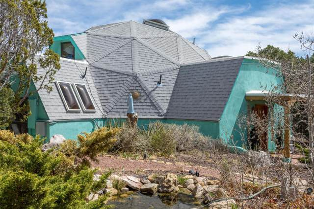 242 Pinon Trail, Cedar Crest, NM 87008 (MLS #963610) :: Campbell & Campbell Real Estate Services