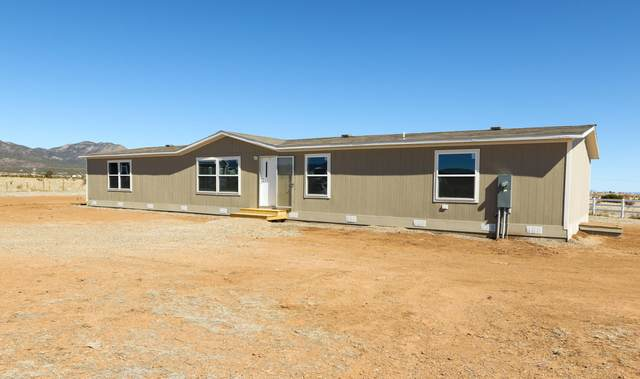 3 Shire Court, Edgewood, NM 87015 (MLS #963614) :: The Buchman Group