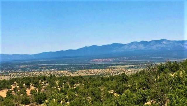 23 Chato Lot 39 Trail, Mountainair, NM 87036 (MLS #963665) :: Berkshire Hathaway HomeServices Santa Fe Real Estate