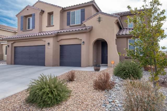 3139 Walsh Loop SE, Rio Rancho, NM 87124 (MLS #963700) :: The Bigelow Team / Red Fox Realty