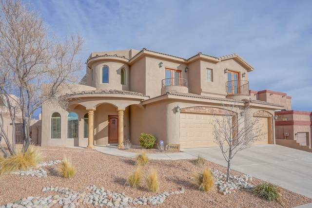 9904 Bellevue Street NW, Albuquerque, NM 87114 (MLS #963736) :: Campbell & Campbell Real Estate Services