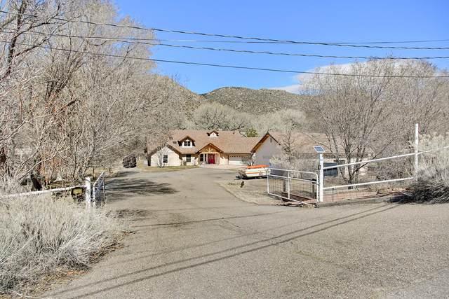 20 A Silver Hills Road SE, Albuquerque, NM 87123 (MLS #963765) :: Sandi Pressley Team