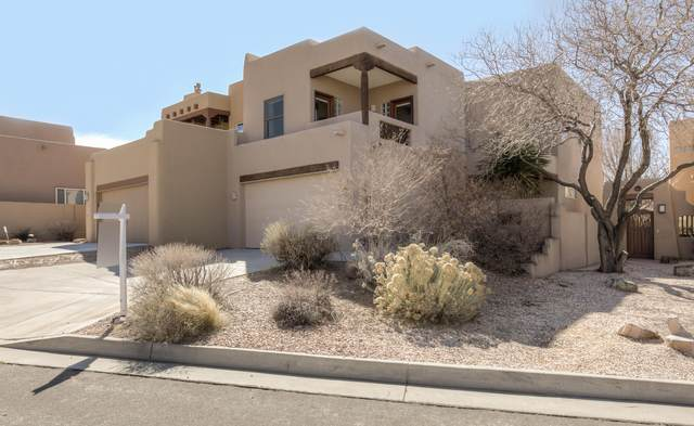 12700 Northern Sky Avenue NE, Albuquerque, NM 87111 (MLS #963820) :: The Bigelow Team / Red Fox Realty