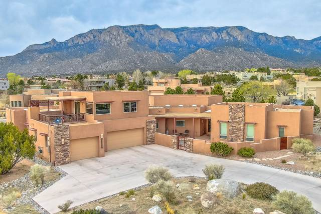 13305 Pino Ridge Place NE, Albuquerque, NM 87111 (MLS #963821) :: The Buchman Group