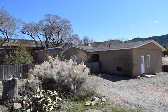 660 State Highway 165, Placitas, NM 87043 (MLS #963868) :: Campbell & Campbell Real Estate Services