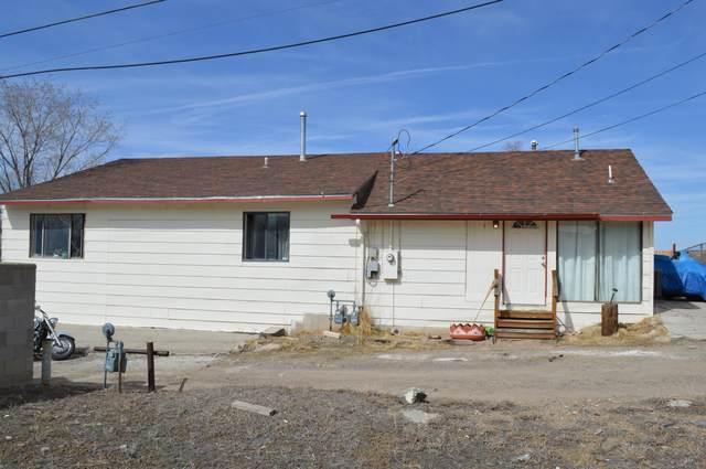 705 1/2 W Logan Avenue, Gallup, NM 87301 (MLS #964007) :: The Buchman Group