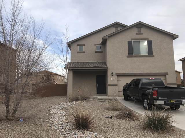 4304 Rimfire Court SW, Albuquerque, NM 87121 (MLS #964024) :: The Bigelow Team / Red Fox Realty