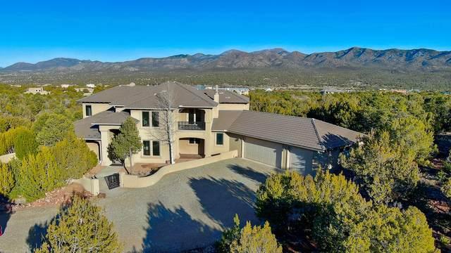 29 Abiquiu Court, Sandia Park, NM 87047 (MLS #964090) :: Campbell & Campbell Real Estate Services
