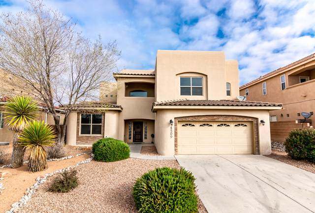 4509 Derby Court NW, Albuquerque, NM 87114 (MLS #964189) :: Campbell & Campbell Real Estate Services