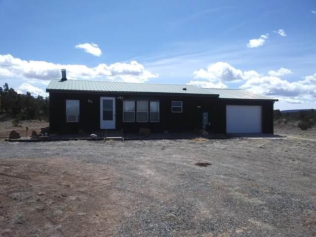 506 7TH Street, Mountainair, NM 87036 (MLS #964244) :: The Buchman Group