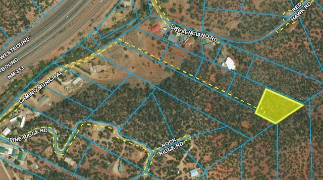 Camino Municipal, Tijeras, NM 87059 (MLS #964252) :: Sandi Pressley Team