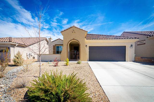 2128 Coyote Creek Trail NW, Albuquerque, NM 87120 (MLS #964260) :: The Buchman Group