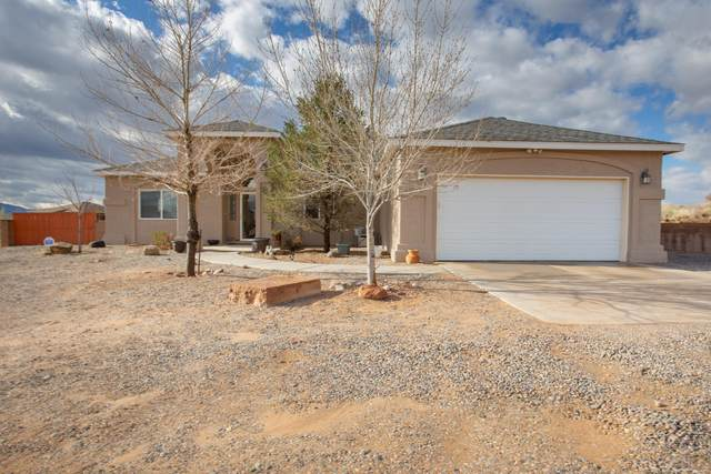 6908 Chapingo Road NE, Rio Rancho, NM 87144 (MLS #964366) :: Campbell & Campbell Real Estate Services