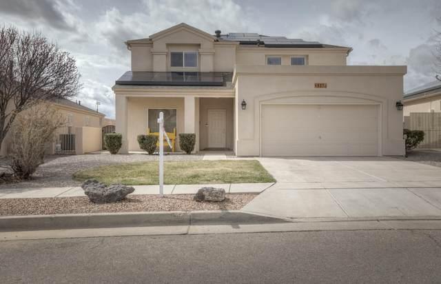527 Humbolt Street SE, Albuquerque, NM 87123 (MLS #964368) :: The Buchman Group