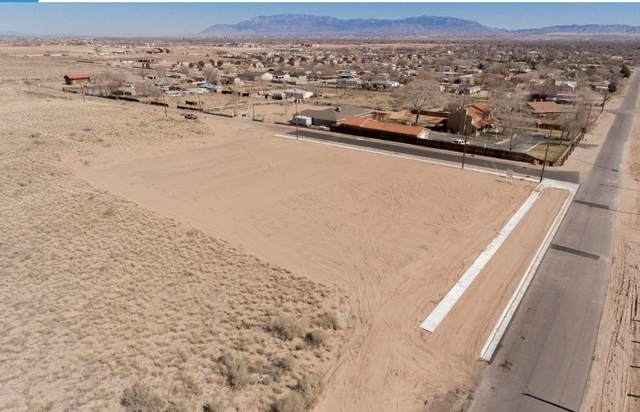 4429 Teree Street SW, Albuquerque, NM 87121 (MLS #964477) :: Berkshire Hathaway HomeServices Santa Fe Real Estate