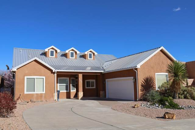 9824 Buckeye Street NW, Albuquerque, NM 87114 (MLS #964563) :: Campbell & Campbell Real Estate Services