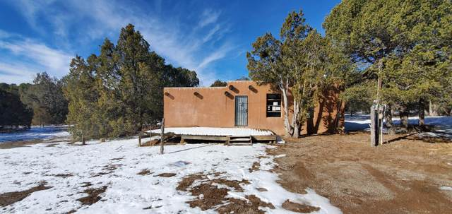 6 Drum Road, Edgewood, NM 87015 (MLS #964586) :: Campbell & Campbell Real Estate Services