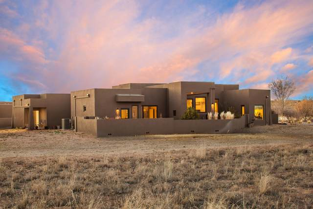 105 Mesa Vista Road, Corrales, NM 87048 (MLS #964619) :: Campbell & Campbell Real Estate Services