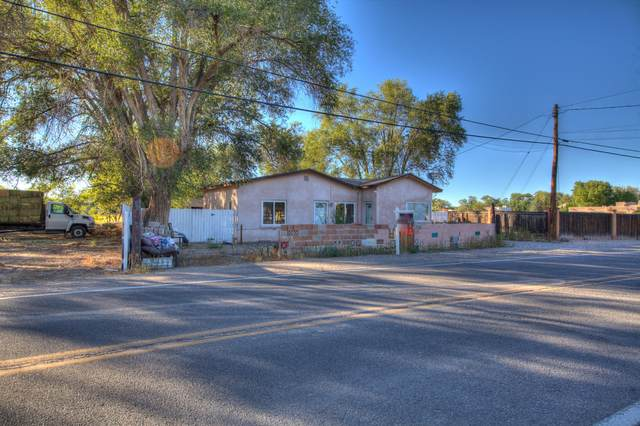 6063 Corrales Road, Corrales, NM 87048 (MLS #964638) :: Campbell & Campbell Real Estate Services
