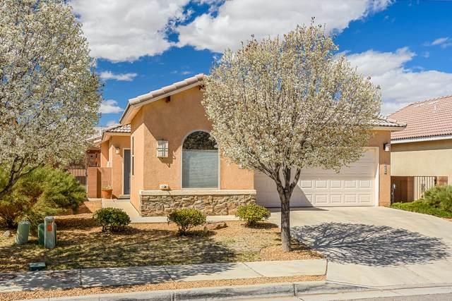 845 Vista Patron Drive, Bernalillo, NM 87004 (MLS #964666) :: Campbell & Campbell Real Estate Services