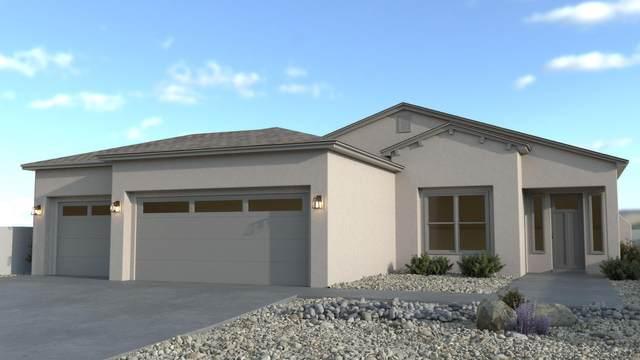 1819 Sunset Street SE, Albuquerque, NM 87123 (MLS #964756) :: The Buchman Group