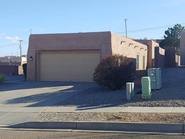 1469 Wilkes Way SE, Rio Rancho, NM 87124 (MLS #964765) :: Campbell & Campbell Real Estate Services