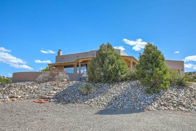 5 Luna Azul, Placitas, NM 87043 (MLS #964777) :: Campbell & Campbell Real Estate Services