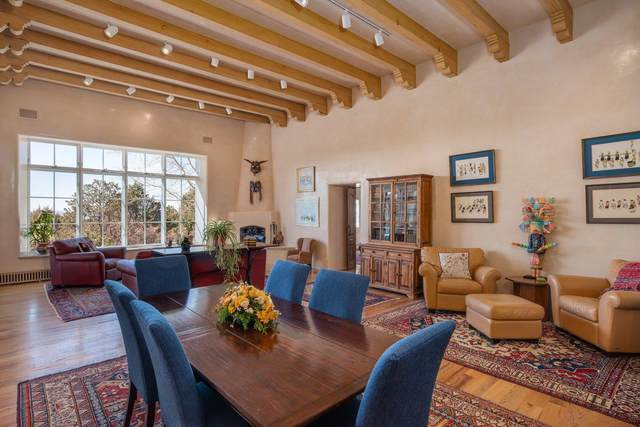 826 Viejo Rastro, Santa Fe, NM 87505 (MLS #964834) :: The Bigelow Team / Red Fox Realty