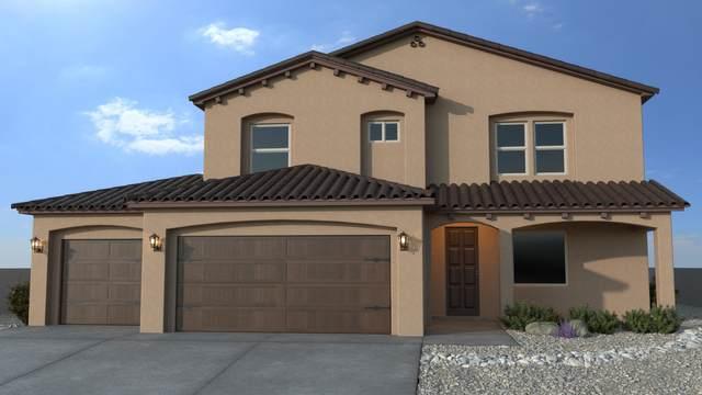 1804 Popejoy Street SE, Albuquerque, NM 87123 (MLS #964858) :: The Buchman Group